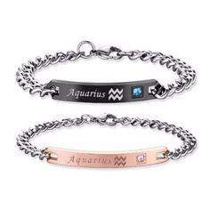 ba076db29c2 Zodiac Sign Matching Couple Bracelets  12 Variations