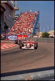 F1 Corradi: Monaco