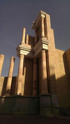Théâtre romain, Carthagène