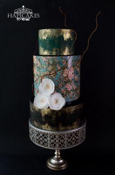 Japanese Story - Cake by Hazel Wong Cake Design