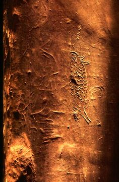 Maes Howe, Orkney...Viking grafitti