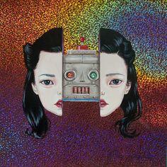 ☽ Glitter Tomb ☾ - Julie Filipenko's 'Secret Dimension'