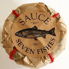 It's getting very festive here at the Saucery! Whether you're celebrating with 7, 13 or 20 fishes this season, Nonna's created a fiery-saucey blend to turn any fish dish into a festive feast! Avail exclusively at farmers markets only. (Check citysaucery.com for mkt locations.) #feastofthesevenfishes #citysaucery #tomatosauce #holidays #christmas #festive #seasonalsauce #fresh #healthy #regional #local #madeinnyc #nongmo #notjustforpasta