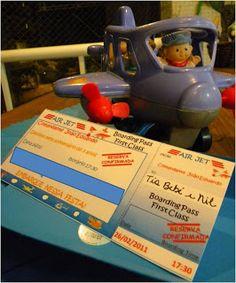2 PARTY EVENTOS INFANTIS: Festa Meios de Transportes