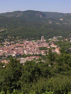 Lodève à Languedoc-Roussillon