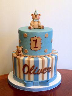 Teddy Bear 1st Birthday