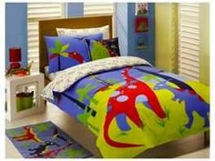 Image Search Results For T Rex Bedding For Boys Dinosaur
