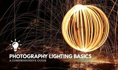What are shadows and highlights? What laws of light? This tutorial will walk you through the photography lighting basics.