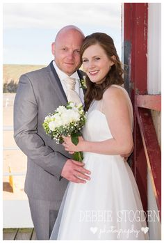 Images from Natalie and Michael's seaside wedding at Saltburn Spa Hotel, Saltburn. Seaside Wedding, Seaside Towns, Bridesmaid Dresses, Wedding Dresses, Couple Portraits, Hotel Spa, Wedding Photography, Weddings, Couples