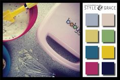 STYLEeGRACE ❤'s this color palette!