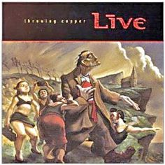 Live's THROWING COPPER... Classic 90's Alt. Rock!