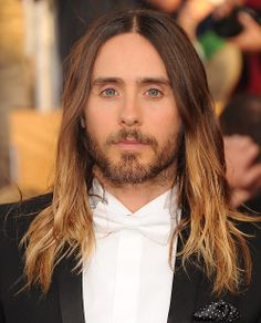 UHQ - Jared Leto at the 20th Annual Screen Actors Guild Awards