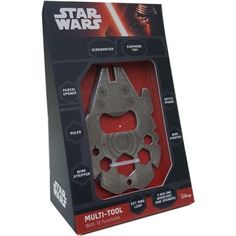 Star Wars Millenium Falcon Multi Tool with 12 Functions