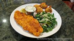 The Kitchenista Diaries: Southern Fried Fish & Hush Puppies