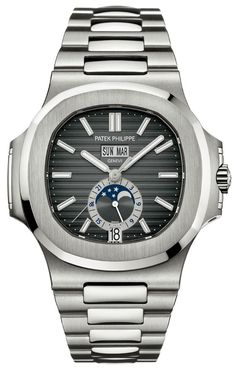 www.watchtime.com | blog  | 5 Iconic Watches from the Mind of Gérald Genta | genta patek #patekphilippe