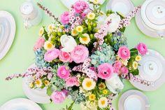 Calie Rose: A Bridal Tea Party