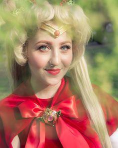Sailor Moon Christmas  Cosplay made and modeled by me #abracatrena  #sailormoon #sailormoonchristmas