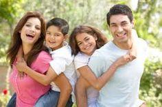 Folha certa : Família feliz