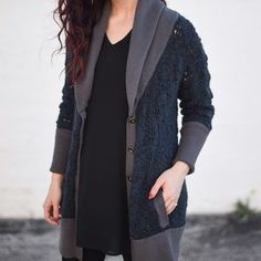 Sweaters - Free People Thick Knit Cardigan