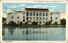 High School St. Petersburg Florida St Petersburg Florida, Guinness Book, Peter The Great, Political System, Fishing Villages, New City, Krakow, 16th Century, Tampa Bay
