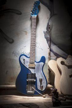 Echopark Guitars Releases the J Model   2014-12-12   Premier Guitar