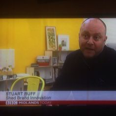 Stu on telly 2 Brand Innovation, Say Hello, Shed, Sayings, People, Instagram, Lean To Shed, Lyrics, Word Of Wisdom