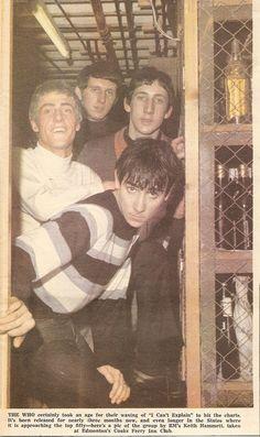 The Who-I Cant Explain, 1965