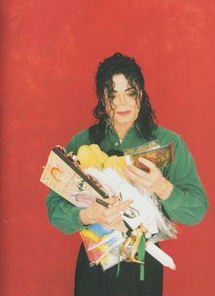 Michael Jackson Exclusive Very Rare Foto/Photo