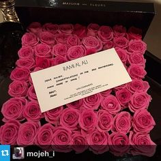 Instagram media by maisondesfleurs_ae - #Repost from @mojeh_i - wishing @mojeh_magazine on their 3rd year anniversary  & thank you #ramialali for ordering with us  Receiving beauties like this makes all the hard work even more worth it - thankyou @RamiAlAli  #maisondesfleurs_AE#flowerslovers#magazine#3rdyearanniversary#mojeh#dubai#pinkroses#