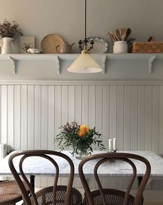 Dining room decorating – Home Decor Decorating Ideas Dining Room Design, Dining Room Table, Dining Room Paneling, Comedor Office, My Living Room, Living Spaces, Cosy Home, Hygge Home, Interior Decorating
