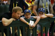Although the royal family all seem to have a natural way with children, with…
