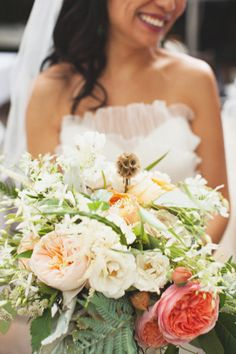 Protea Wedding Bouquet Photo By Martina Micko Flowers