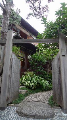 Ishoan museum, Jun'ichiro Tanizaki's old residence in Kobe, Japan 倚松庵