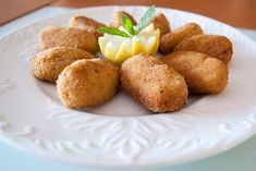 Croquetas de pollo asado - La Cocina de Virginia