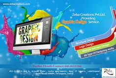 #ZebaCreations is a #Graphic design company in #Hyderabad, offering #Designing services in web media. We also #provide #WebDesigning services. See more @ http://www.zebacreations.com/
