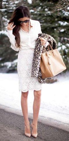 Winter white (somewhere)