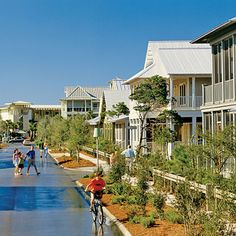 Seaside Cottage Als Watercolor Inn Resort Santa Rosa Beach Florida