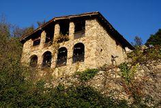 Masia de Cal Pagès, Vall de Bac