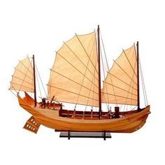 Chinese Junk Model,sampans,wooden,ready made,handcrafted,custom ...