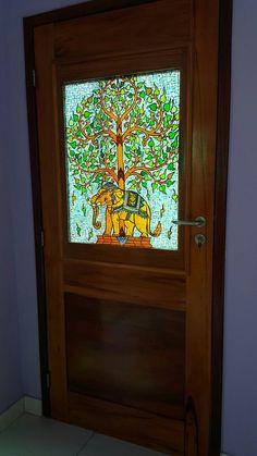 https://flic.kr/p/RB3BZj | vitral mosaico | porta de entrada