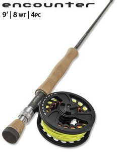 Orvis Encounter Fly Rods