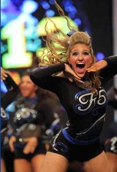 cheerleading worlds what a wicked facial! Get it girl! All Star Cheer, Cheer Mom, Cheer Pictures, Cheer Pics, Cheer Stuff, Cheer Quotes, Cheer Coaches, Cheer Outfits, Coach Quotes