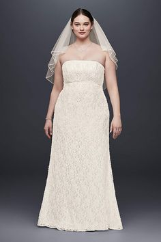 Cool David us Bridal has beautiful plus size wedding dresses that e in a variety of sizes u