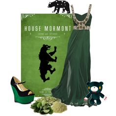 """""""mormont"""" by sweetinnocence on Polyvore"""