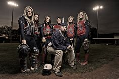 Union County Softball by Travis Green Photography, via Flickr