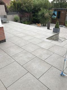 Grey patio slabs outdoor spaces ideas for 2019