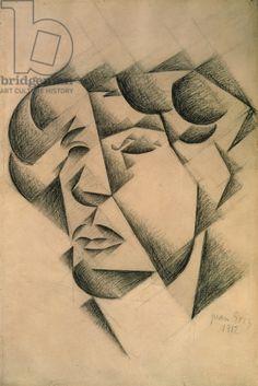 Juan Gris - Self Portrait, 1912