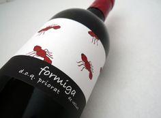 Vino Formíga de Vellut de Bodegas Domini de la Cartoixa, D.O.Ca. Priorato. http://shop.popthewine.com/formiga-de-vellut
