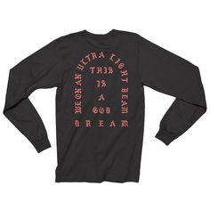 I Feel Like Pablo Shirt -I Feel Like Pablo TShirt -Pablo Shirt – Tee - Kanye West Long Sleeve Shirt Ultralight Beam Yeezy Season MSG T-Shirt