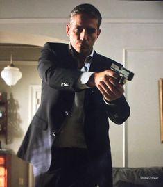 Person Of Interest Jim Caviezel, Michael Emerson — Foe (1x8)